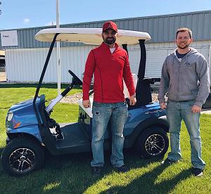 Luke Kruse and Zach Kruse Sales